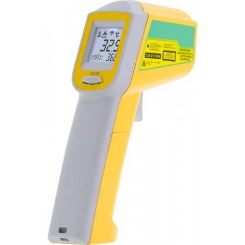 THERMOMÈTRE LASER INFRAROUGE -38°C +365°C