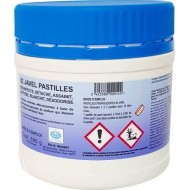 PASTILLES DE JAVEL POT 500G