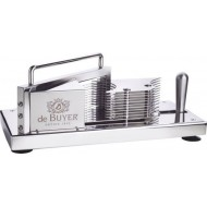 COUPE TOMATES INOX 10 TRANCHES